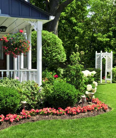 Perkins Landscaping  Residential Landscaping