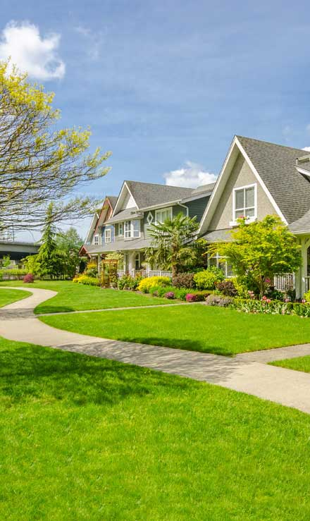 Perkins Landscaping  Residential Lawn Care
